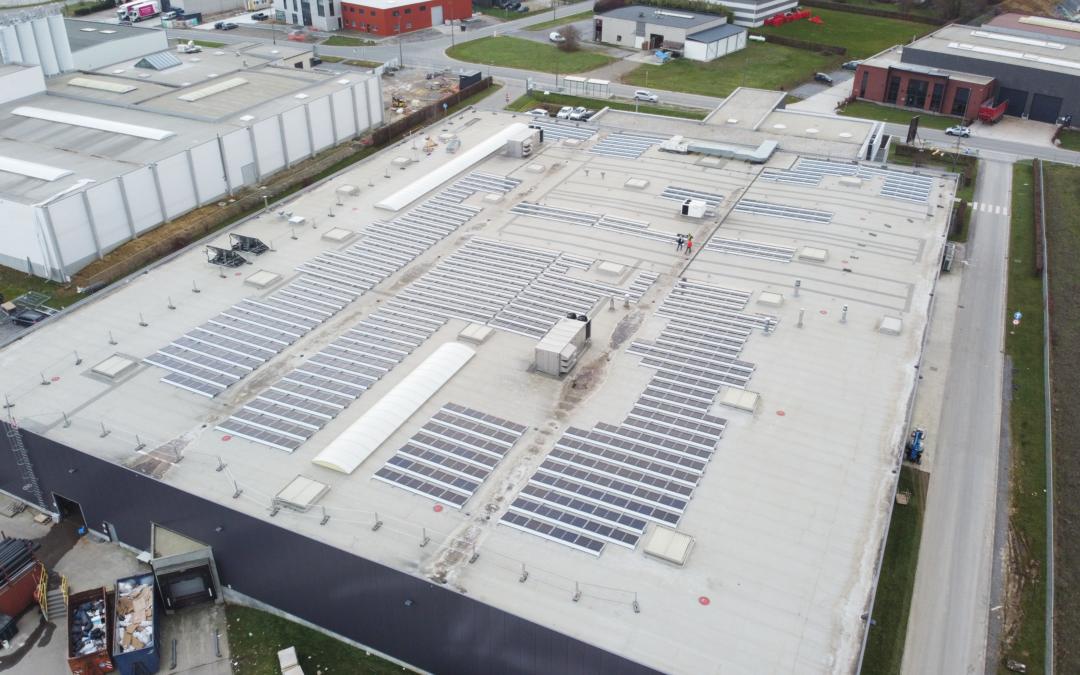 Produire sa propre électricité : un choix durable pour Entranam